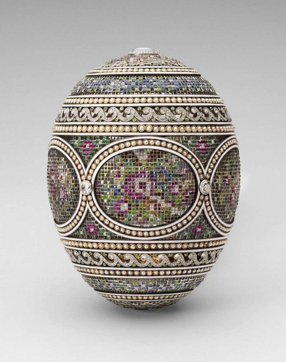 Яйця Фаберже (фото): розкіш поза часом