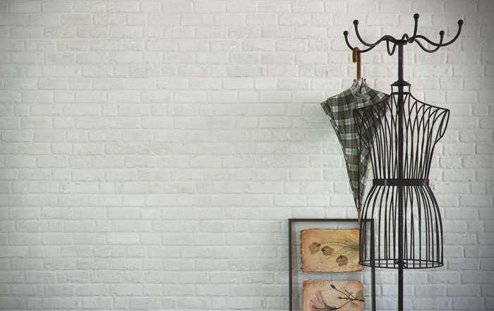 Підлогова вішалка для одягу (47 фото): все для улюблених речей