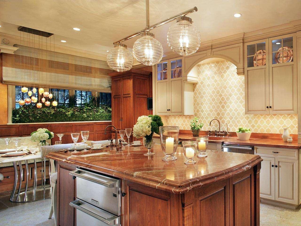 Освітлення на кухні (50 фото): принципи правильної організації