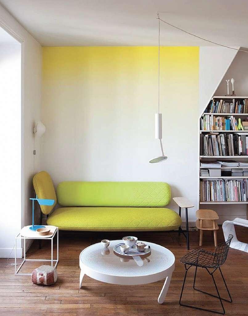 Фарба для стін: (40 фото) палітра душевної рівноваги