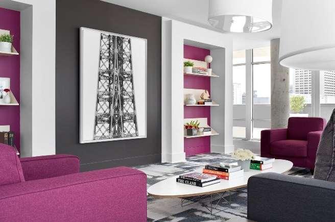 Поєднання сірого кольору в інтерєрі (41 фото): стримана розкіш