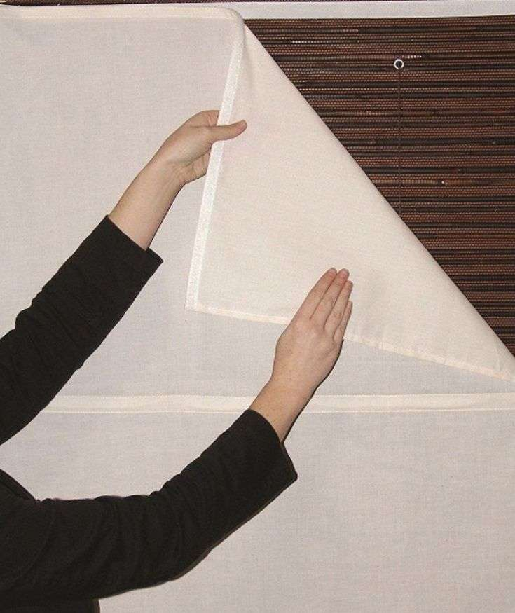 Рулонні штори на вікна (38 фото): естетика і функціональність