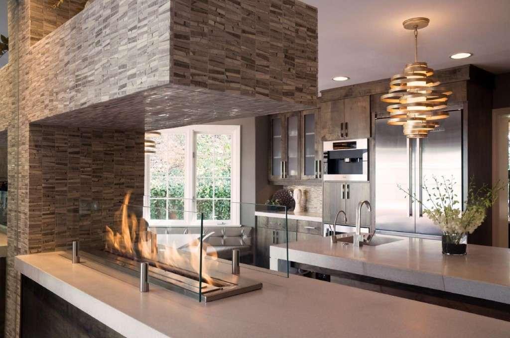 Біокаміни для квартири (50 фото): вогнище в сучасному будинку