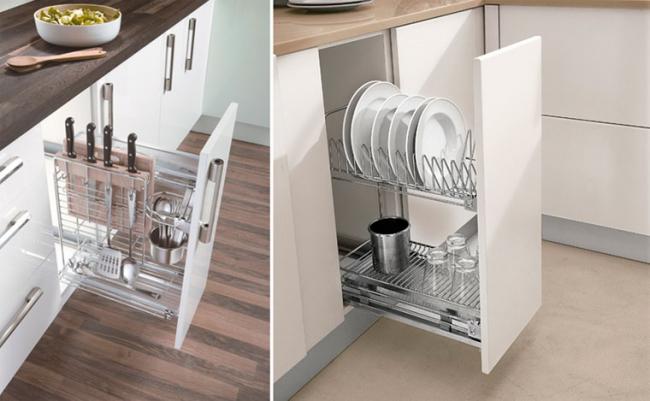Бутылочница для кухні: огляд сучасних систем зберігання карго та ідеї своїми руками