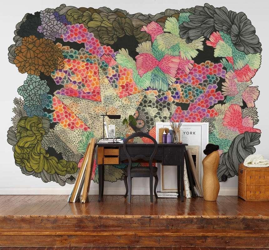 Декор стіни своїми руками (61 фото): перетворюємо свій будинок