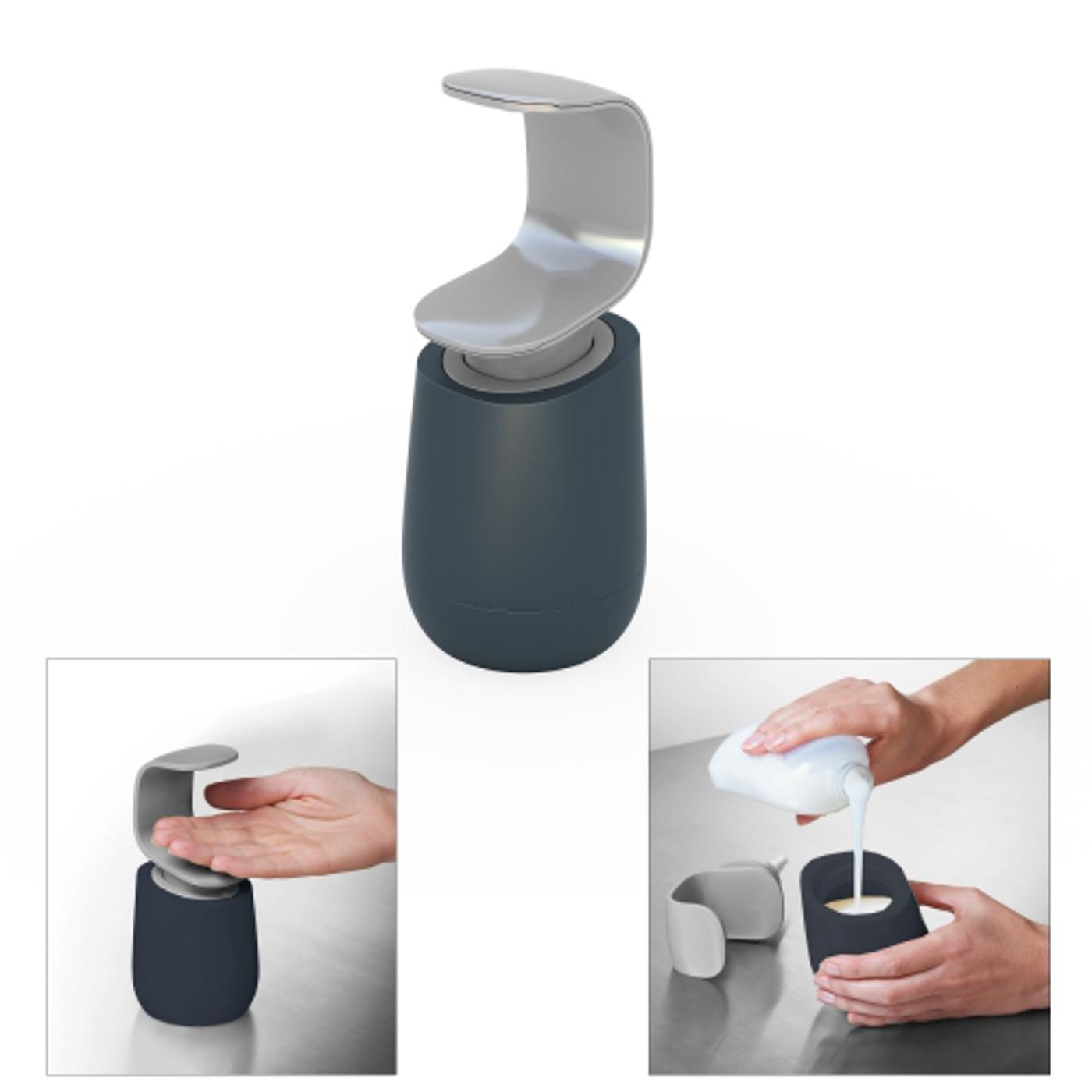 Диспенсер для рідкого мила: 60+ дизайнерських і класичних варіантів для ванної кімнати
