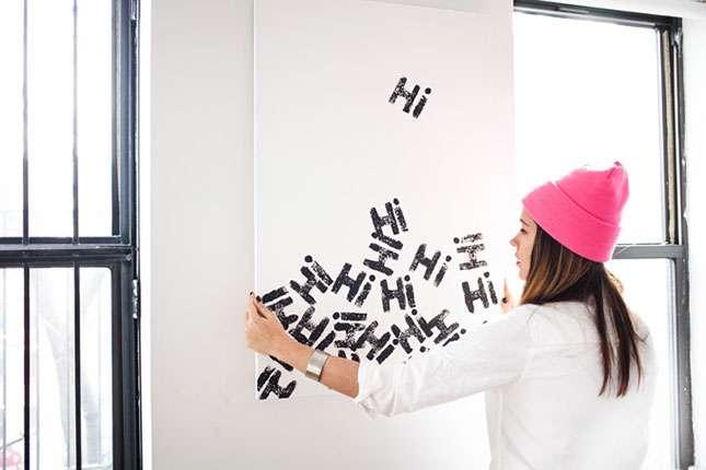 Рукотворний арт: 100 приголомшливих ідей картин для інтерєру своїми руками