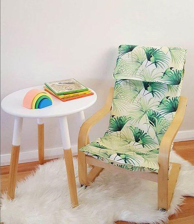 Ваш особистий домашній ортопед: 60+ комфортних ідей з кріслом поенг в інтерєрі