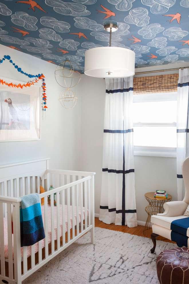 Стелі в дитячій кімнаті (60 фото): яскраві ідеї оформлення