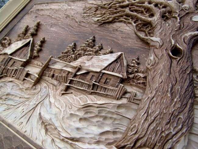 Різьба по дереву: надихаючі ідеї, ескізи та поради з вибору матеріалу