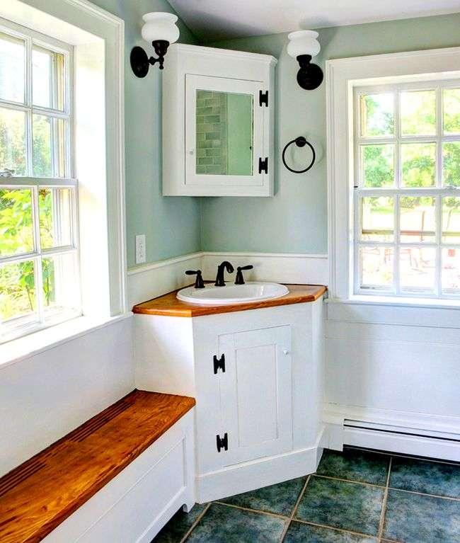 Шафи для ванної кімнати (50 фото): як поєднати практичність і естетику