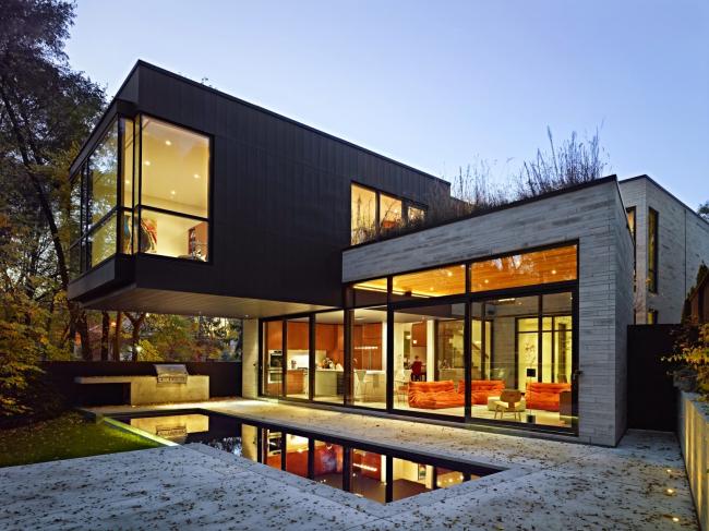 Сучасні котеджі: вибір оптимальних матеріалів для оздоблення та тонкощі проектування