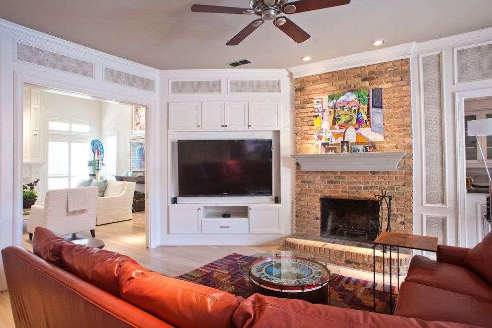 Телевізор на стіні в інтерєрі (45 фото): ідеї гармонійного розміщення