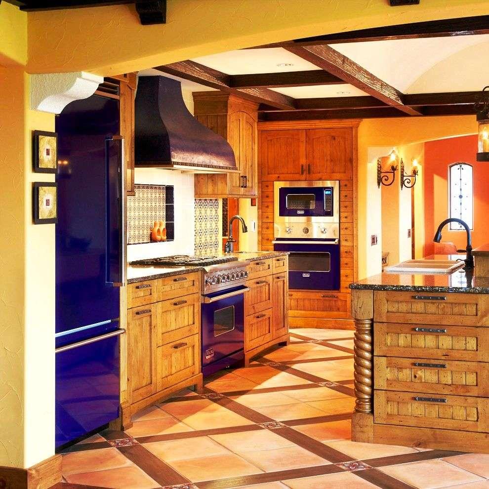 Вбудована кухня (50 фото): плюси і мінуси, варіанти виконання