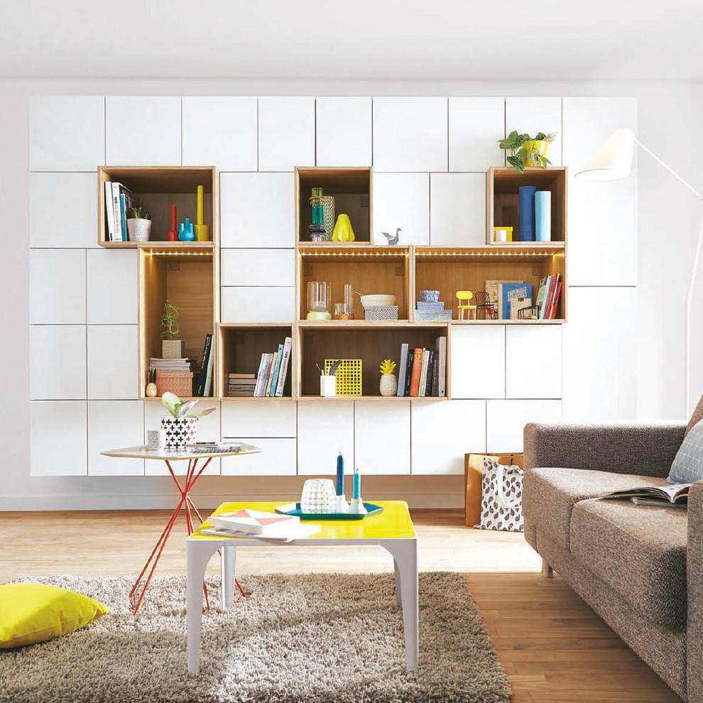 Меблі в кольорі бук: правила гармонійного поєднання відтінків і ідеї для інтерєру
