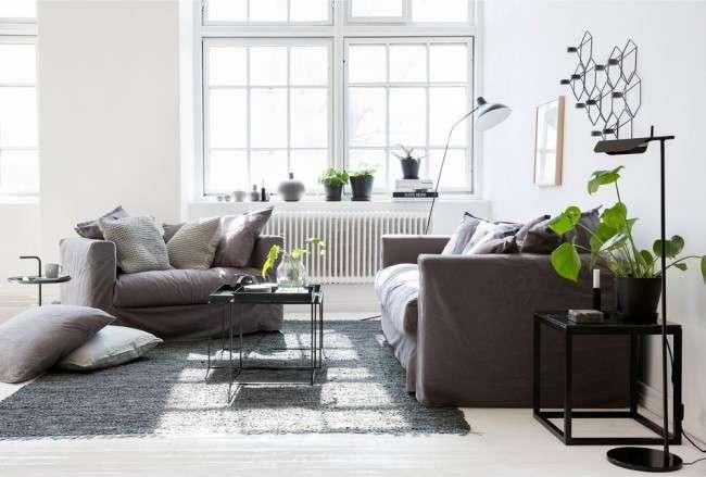 Чохли на диван (36 фото): естетично, практично і функціонально