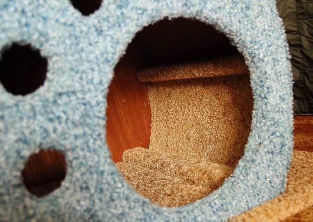 Робимо будинок для кішки своїми руками: вибір матеріалів та покрокові майстер-класи