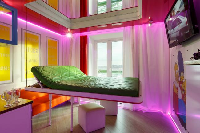 Дизайн студії площею 30 кв. метрів: сучасні проекти і раціональне планування