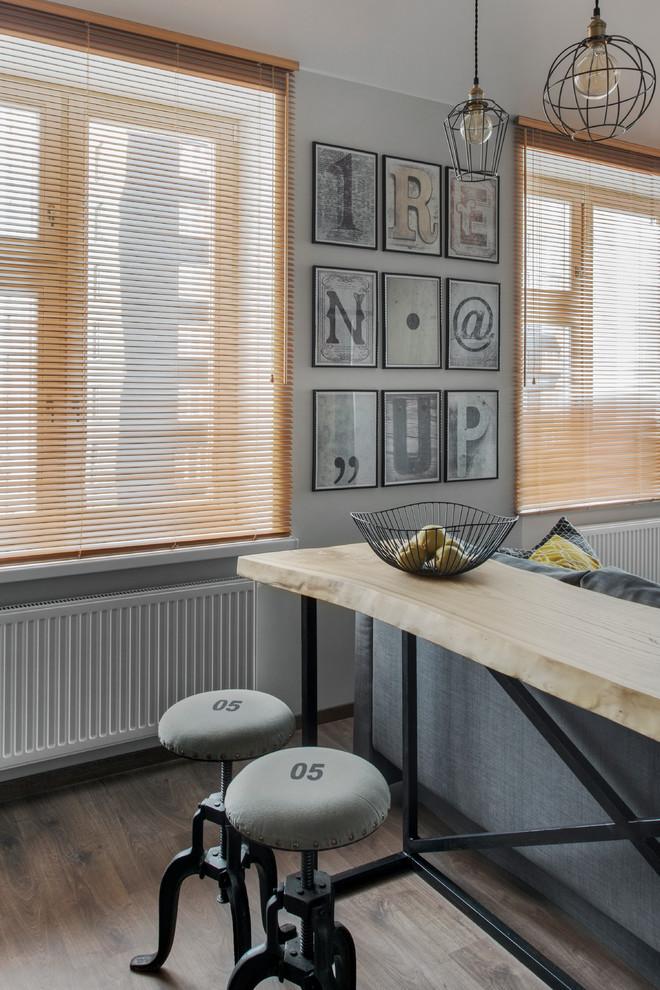 Інтерєр однокімнатної квартири 40 кв. метрів: всі тонкощі зонування та підбору меблів