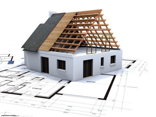 Заміський будинок економ-класу: варіанти проектів і як розумно заощадити?