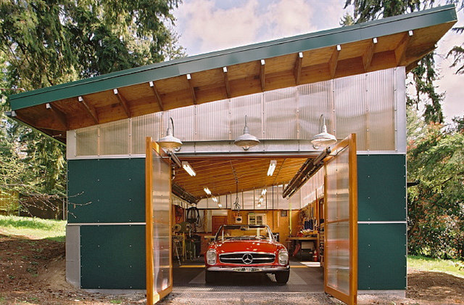 З чого побудувати гараж? Етапи будівництва і огляд найкращих матеріалів