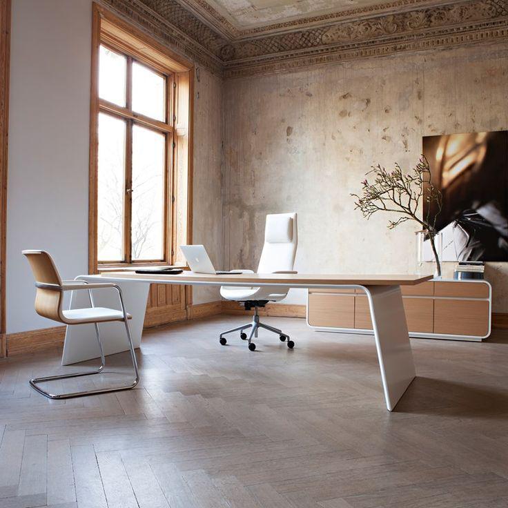 Like a boss: як правильно оформити інтерєр кабінету керівника?