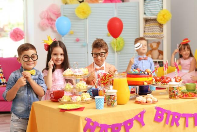 День народження дитини: 100 обраних ідей для незабутнього свята