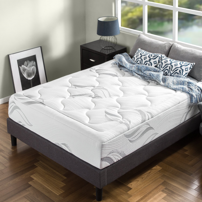 Як вибрати матрац для двоспального ліжка? Огляд брендів, технологій і наповнювачів