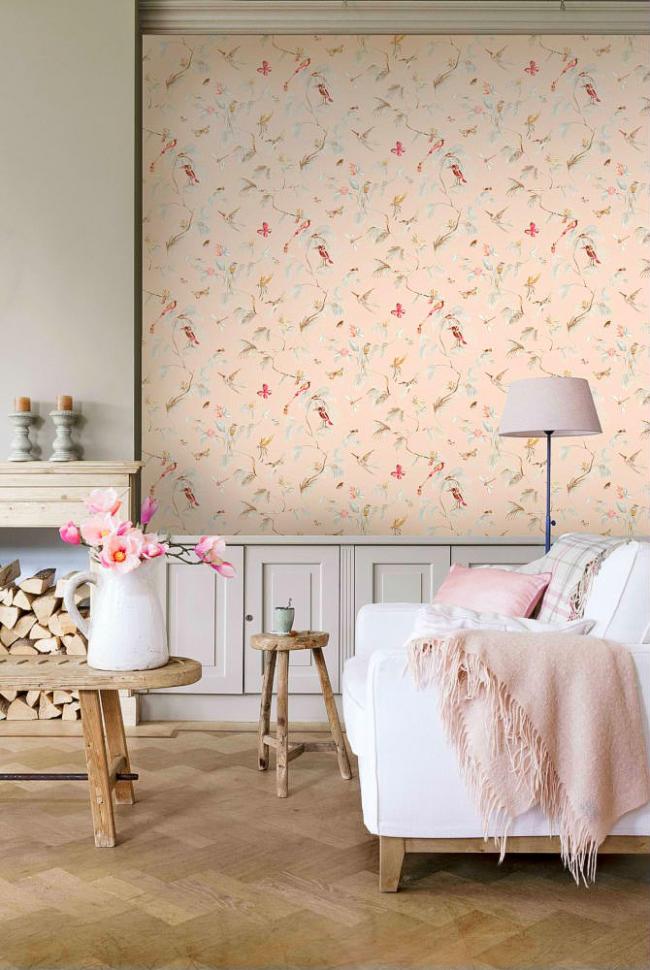 Анімалістичні принти та птиці на стінах: 70+ навіяних самою природою ідей для інтерєру