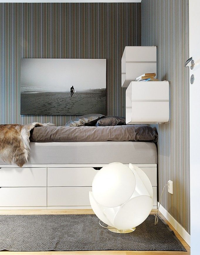 Ліжка з шухлядами для білизни: як вибрати максимально функціональне спальне місце?