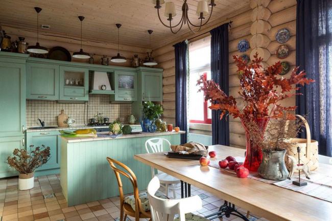 Оздоблення стін на кухні: огляд сучасних матеріалів і 60+ реалізацій в інтерєрі