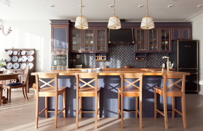 Системи зберігання для кухні: вибираємо мультифункціональний і сучасний шафа-пенал