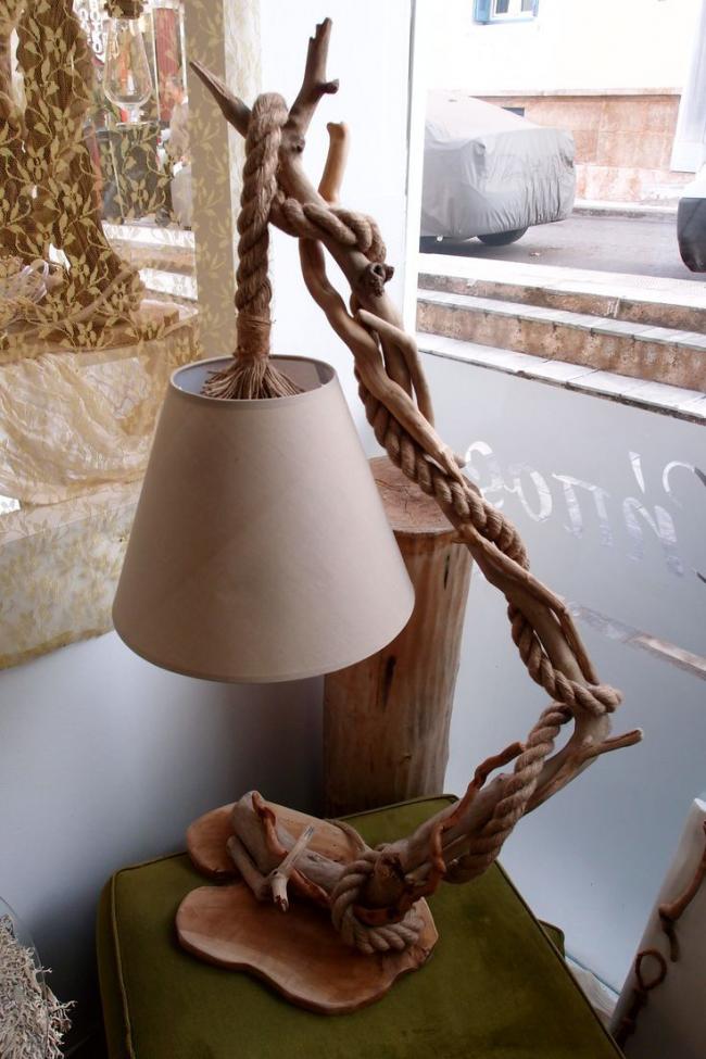 Вироби з корчів своїми руками: добірка стильних ідей і 4 покрокових майстер-класу