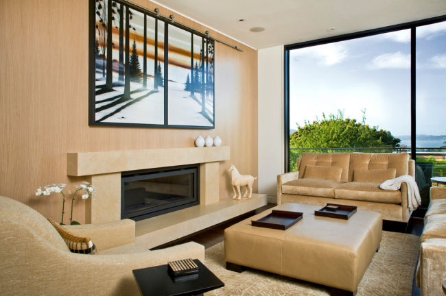 Підвісна полиця під телевізор: огляд функціональних і комфортних варіантів для дому