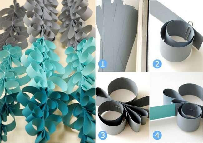 Квіллінг: вчимося створювати справжні шедеври в техніці бумагокручения