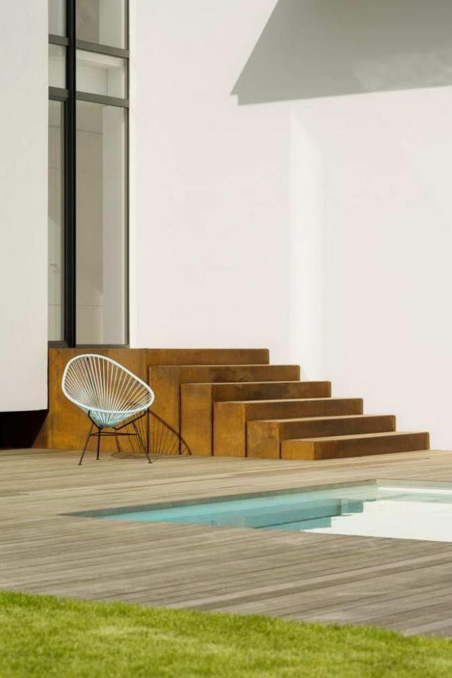 Сходинки для сходів: все про їх пристрої і як розрахувати розміри