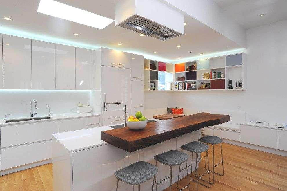Світлодіодні світильники для кухні (49 фото): яскраво і функціонально